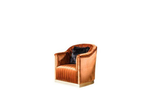 Lüks Gloria Berjer modelimiz şık tasarımıyla Lucca luxury'de