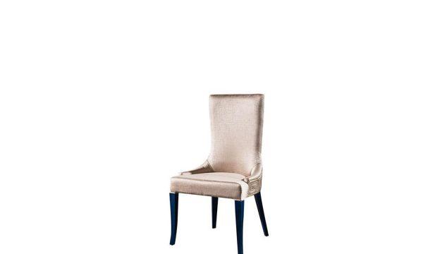 Lüks Ahşap Ayaklı Palazzo Sandalye modelimiz şık tasarımı ile sofralarınızın yıldızı olmaya Lucca Luxury ile geliyor.