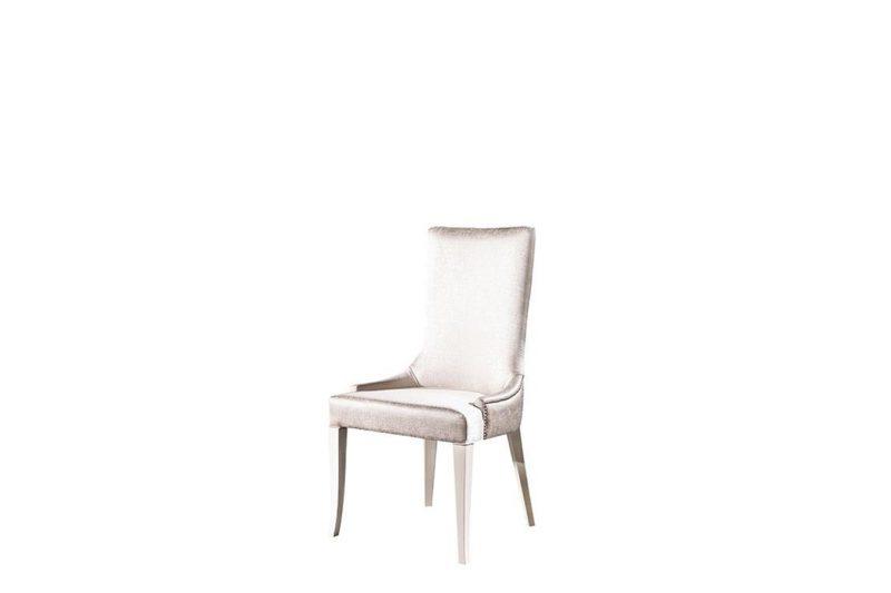 Richmond beyaz sandalye modelimiz Lucca'da