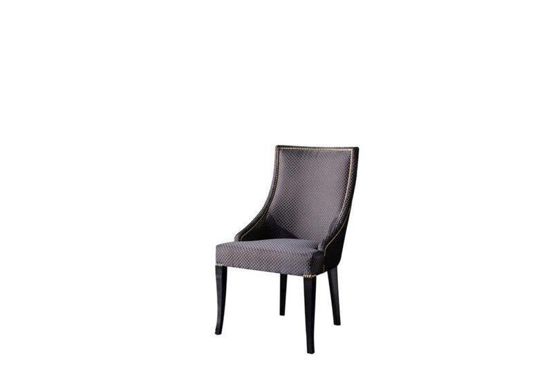 Serenity Ahşap sandalye modelimiz sofralarınıza şıklık, zerafet katmaya Lucca Luxury ile geliyor.