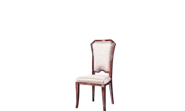 Lüks Klasik Sevilla Sandalye modelimiz beyaz rengi ve ahşap ayak detayları ile evinize şıklık katmaya Lucca ile geliyor