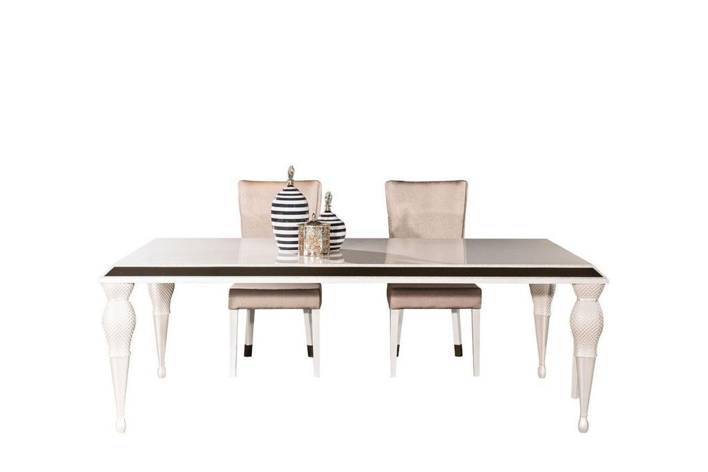 Lüks delux yemek masası modelimiz şık detaylarıyla Lucca'da