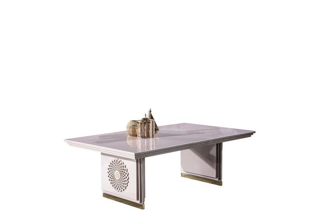 Lüks Gloria Yemek masası modelimiz şık tasarım çizgileri ve detaylarıyla sofralarınızın yıldızı olmaya Lucca ile geliyor.
